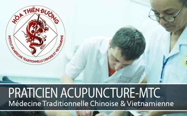Cursus Praticien Acupuncteur