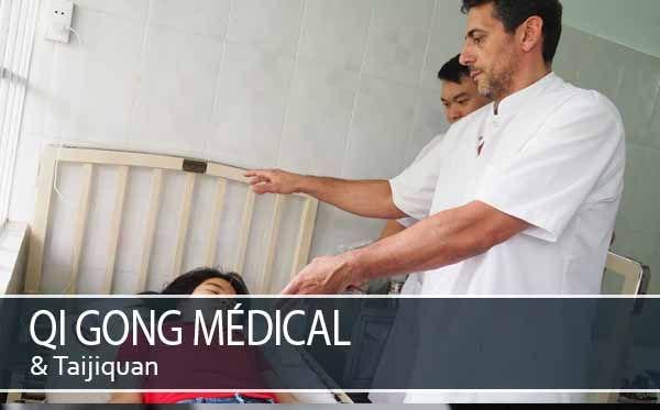 Cursus Qi Gong Médical & Taijiquan